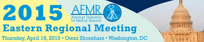 2015 AFMR Eastern Regional Meeting April 16, 2015 Omni Shoreham, Washington, DC