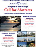 AFMR Western Regional Annual Meeting 2016 Abstract Submission Instructions